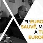 """Philippe Béchade: """"L'euro a été sauvé, mais ça a tué les Européens !"""""""