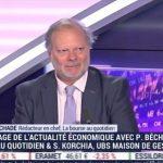 Philippe Béchade: Bourse: «Le marché achète ce qui monte et ça fait 10 ans qu'on achète ce qui est le plus cher»