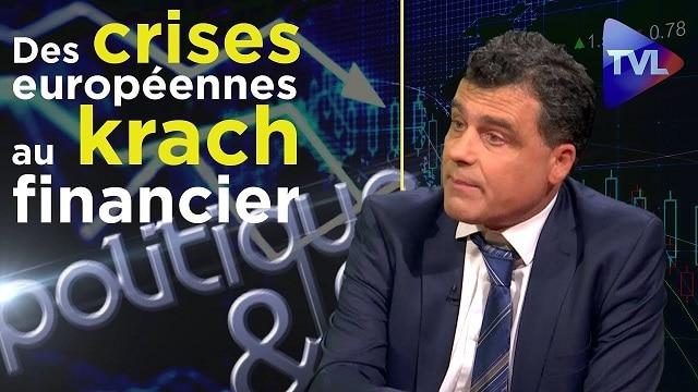 Des crises européennes au krach financier - Philippe Murer – Politique-Eco n°232