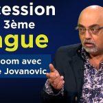 """Pierre Jovanovic: """"Récession, une 3ème vague colossale pour le 1er trimestre 2020 !"""""""