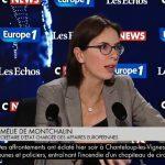 """Amélie de Montchalin – réforme du chômage: """"On ne peut pas garder un système adapté pour une crise quand nous ne sommes plus dans la crise !"""""""