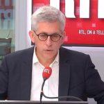 """Crise hospitalière: """"On va vers une mort lente de l'hôpital"""", alerte Frédéric Valletoux"""