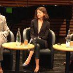 """D'où viendra la prochaine crise financière ?… Laurence Boone et """"Adam Tooze"""" en débattent !!"""