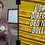 L'Or est sur le point d'EXPLOSER de 580% ! Direction les 10 000 dollars l'once !!
