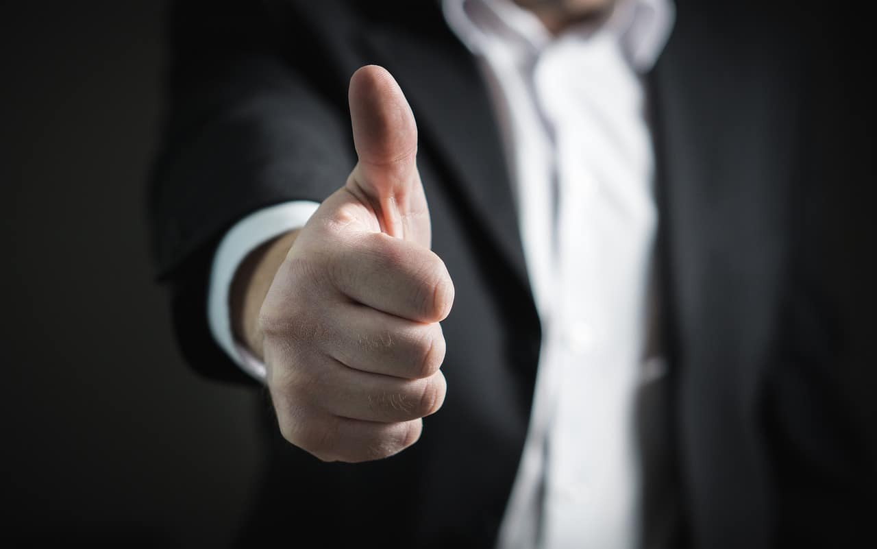 Thumbs-Up-Public-Domain