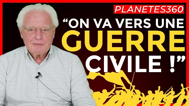 "Charles Gave: ""On va vers une guerre civile !"""