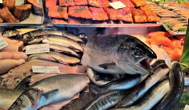 Les Français se nourrissent de moins en moins de poisson.