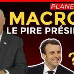 """François Asselineau : """"Macron c'est vraiment un minus ! C'est probablement le pire chef d'état français depuis Pétain !"""""""