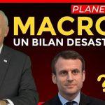MACRON: Un Bilan Désastreux ?… Avec François Asselineau