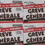 5 Décembre. Grève pour les régimes spéciaux ? Non, contre le régime spécial Macron !!