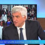 """Hervé Morin: """"On a payé le gain de pouvoir d'achat des Français par la dette !"""""""