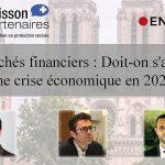 Marchés financiers: doit-on s'attendre à une crise financière en 2020 ? Analyse avec Nicolas Bouzou