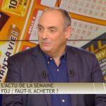 Olivier Delamarche: FDJ: «Ils arrivent à faire acheter aux français quelque chose qui leur appartient déjà ! Chapeau les artistes !!»