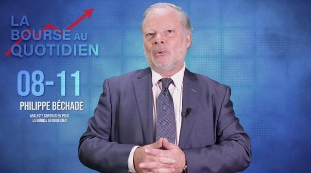 """Philippe Béchade – Séance du Vendredi 08 Novembre 2019: """"Les indices boursiers pris dans l"""