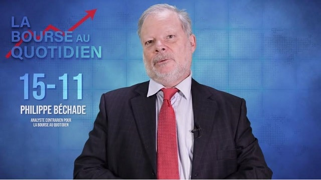 """Philippe Béchade – Séance du 15/11/19: """"Les feux de l"""