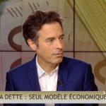 """Philippe Herlin: """"Désormais, on sait que la dette ne sera jamais remboursée ! L'étape d'après, c'est la fuite devant la monnaie !!"""""""