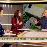 Olivier Delamarche: «La dette est hors de contrôle ! Y a plus de fin à l'endettement, c'est terminé !!»