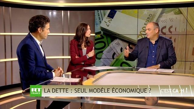 """Olivier Delamarche: """"La dette est hors de contrôle ! Y a plus de fin à l"""