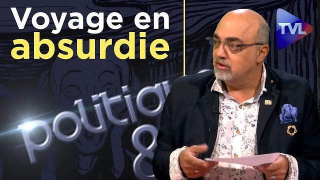 Pierre Jovanovic - Taux négatifs, assurance-vie, banques: voyage en absurdie ! – TVLibertés: Politique et Éco n°237