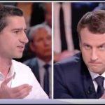 [EXCLU] Comment Ruffin et Emmanuel Macron ont mis en scène leur rivalité, utilisant les ouvriers pour propulser leur notoriété.