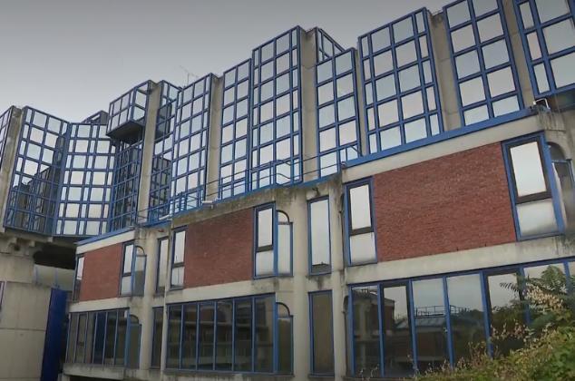 Seine-Saint-Denis: un palais de justice à la dérive