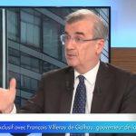 """François Villeroy de Galhau: """"Les banques poussent à la roue sur le crédit immobilier !"""""""