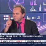 """Jean-François Filliatre: """"Assurance-vie: en cas de faillite, votre épargne servira à renflouer votre assureur !"""""""