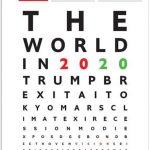 La « Une  » de The Economist. Le monde en 2020 !