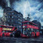 « Brexiiiiit ! L'Angleterre s'enfonce sous les eaux. Le soleil ne brille plus. Fin du monde et effondrement ! » L'édito de Charles Sannat