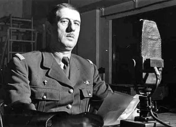 « Radio Paris ment, Radio Paris ment, le Goéland n'est pas dans le camp de Lallemant…. »