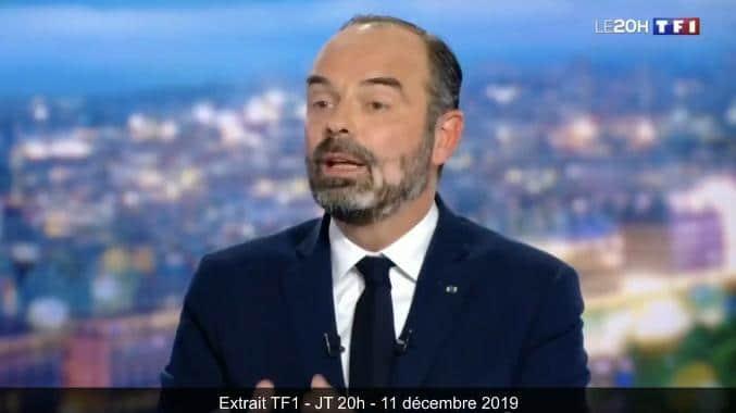 Pour Edouard Philippe, la réforme des retraites c