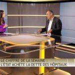 Olivier Delamarche: «La reprise de 10 milliards € de la dette des hôpitaux par l'état ne règle aucun problème, ce n'est qu'un artifice comptable !!»