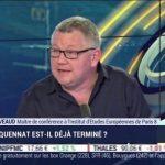 """Gilles Raveaud: """"Au bas mot, on a 150 milliards d'euros de réserves pour les retraites. on nous gave avec un problème monétaire qui n'existe pas !"""""""