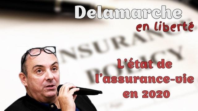 """Olivier Delamarche: """"En 2020, vous risquez de transformer une assurance-vie en assurance de perdre de l"""