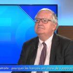 Epargne retraite: pourquoi les français ont choisi de s'appauvrir !… Avec Patrick Artus