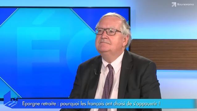 Epargne retraite: pourquoi les français ont choisi de s'appauvrir !... Avec Patrick Artus