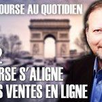 """Philippe Béchade – Séance du Lundi 02 Décembre 2019: """"La Bourse s'aligne sur les ventes en ligne»"""