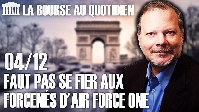 """Philippe Béchade – Séance du Mercredi 04 Décembre 2019: """"Faut pas se fier aux forcenés d"""