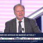 """Philippe Béchade: """"La hausse funiculaire des marchés n'est due qu'aux énormes liquidités injectées par les banques centrales ! Tout le reste n'est que verbiage et storytelling !!"""""""