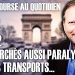 """Philippe Béchade – Séance du Lundi 09 Décembre 2019: """"Les marchés aussi paralysés que les transports…"""""""