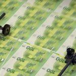 PLANCHE à BILLETS: Les rotatives FUMENT ! La taille du bilan de la BCE vient d'atteindre un nouveau RECORD à plus de 6 883 milliards €