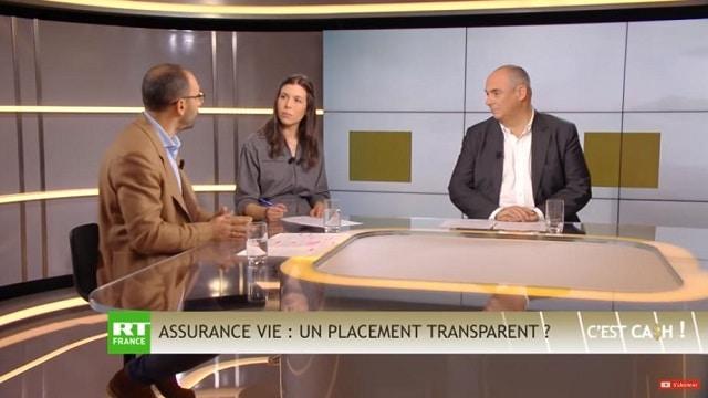 """Olivier Delamarche: """"Au lieu de vous prendre des assurances sur la vie,... assurez-vous de pouvoir récupérer votre argent !"""""""
