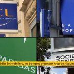 Crédits immobiliers: la Banque de France tire la sonnette d'alarme