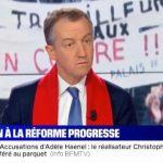 Christophe Barbier: «43% des français souhaitent cette réforme des retraites, c'est ENOOORME !»