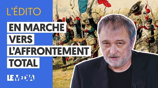 "Denis Robert: ""En Marche Vers l'Affrontement Total !"""