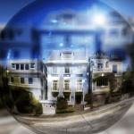 La bulle immobilière se porte à merveille. Les projets d'achat ont augmenté de 48% par rapport à 2019.