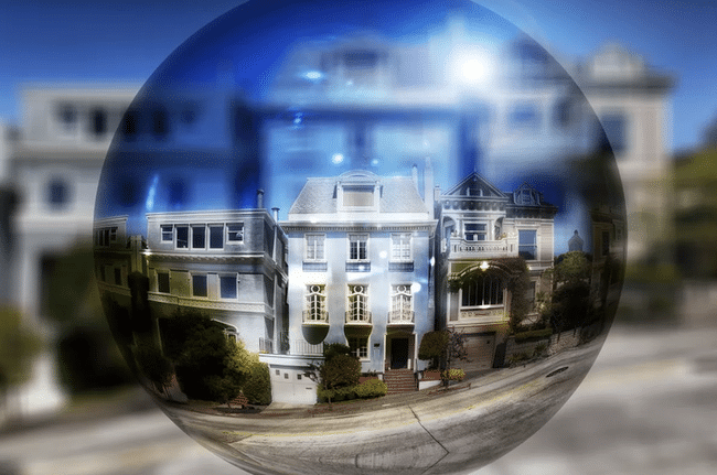 Le coronavirus fait décoller l'immobilier.... Les ventes de maisons avec jardin ou terrasse sont en plein boum.