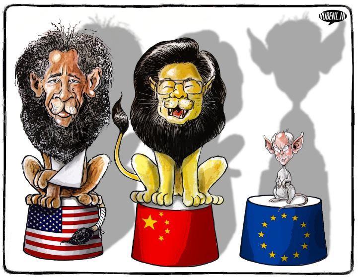 Souverainisme… pour l'Union Européenne !
