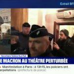 """Fabien Villedieu: """"Il faut que Mr Macon retire sa réforme des retraites parce qu'autrement il va mettre le pays à feu et à sang !"""""""