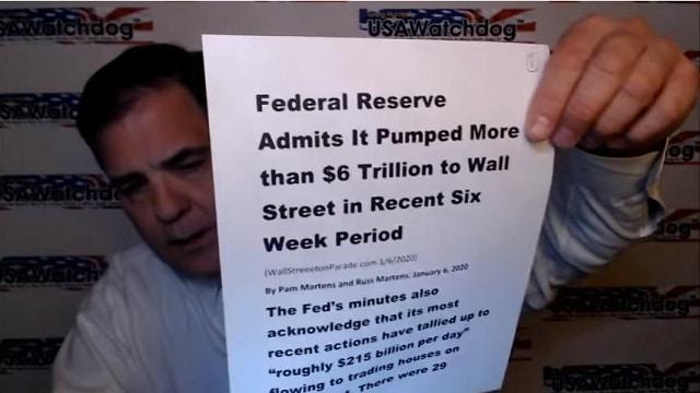 La Fed ne prodigue-t-elle pas les derniers soins palliatifs d